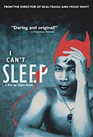 I Can't Sleep Poster