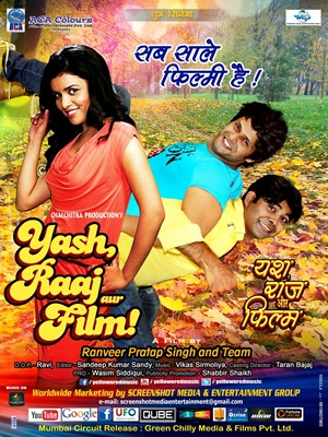 Yash Raaj aur Film 2015 Hindi Movie WebRip 300mb 480p 900mb 720p