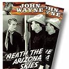 John Wayne and Eddie Parker in 'Neath the Arizona Skies (1934)