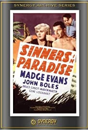 Sinners in Paradise(1938) Poster - Movie Forum, Cast, Reviews