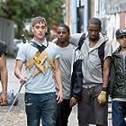 Adam Deacon, Ashley Thomas, Michael Socha, Kedar Williams-Stirling, and Jan Uddin in Shank (2010)