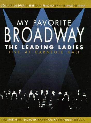 "Great Performances"" My Favorite Broadway: The Leading Ladies (TV ..."