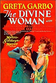 The Divine Woman Poster