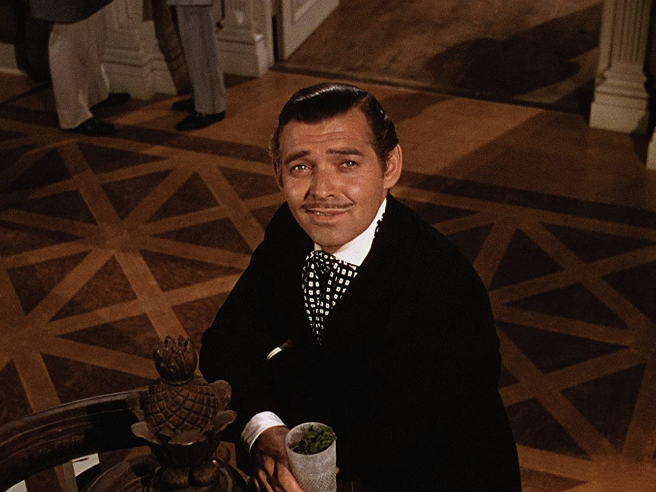 Clark Gable in Gone with the Wind 1939