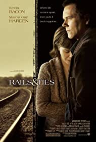 Kevin Bacon and Marcia Gay Harden in Rails & Ties (2007)