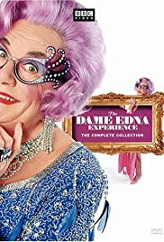 The Dame Edna Experience Poster