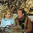 Tim Allen and Elizabeth Mitchell in The Santa Clause 2 (2002)
