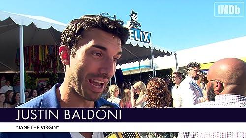 """Jane the Virgin"" Star Justin Baldoni on Season 2 Reveals"