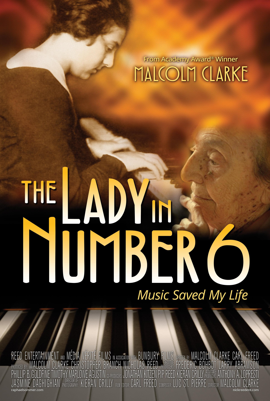 دانلود زیرنویس فارسی فیلم The Lady in Number 6