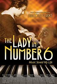 The Lady in Number 6: Music Saved My Life Poster