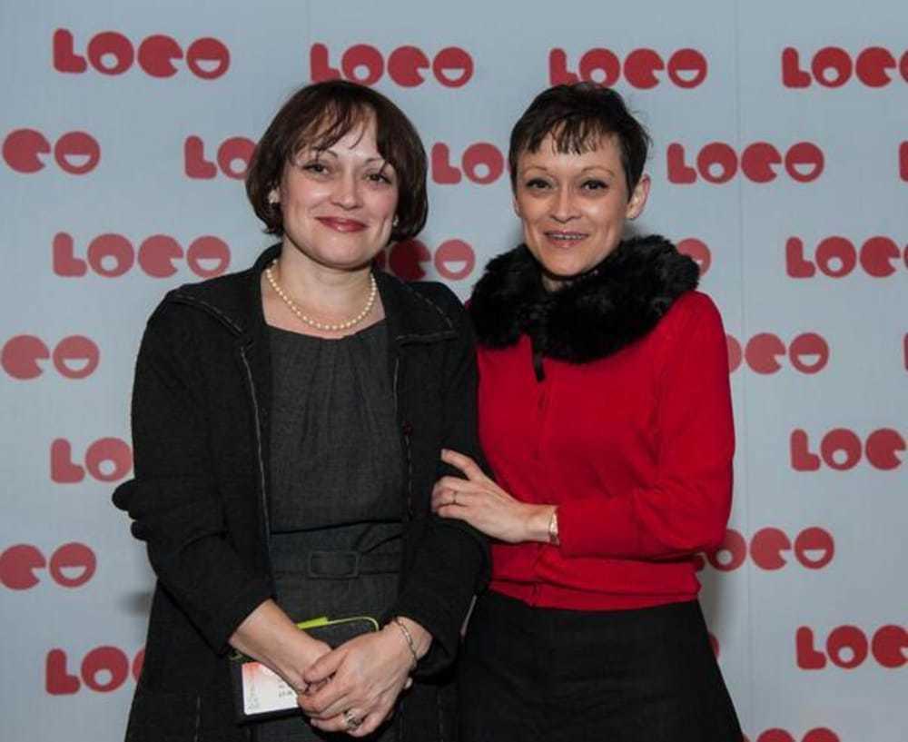 Lisa Burns and Louise Burns