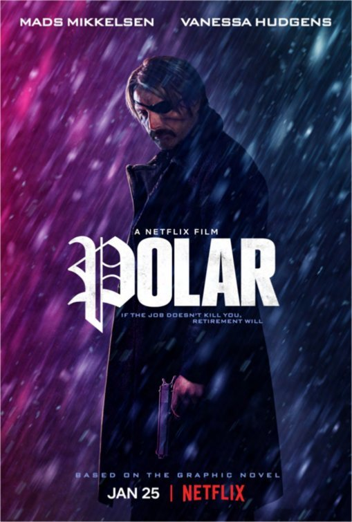 Polar (2019) Full HD