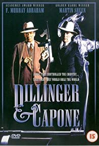 Primary photo for Dillinger and Capone