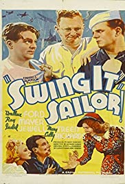 Swing It, Sailor! Poster