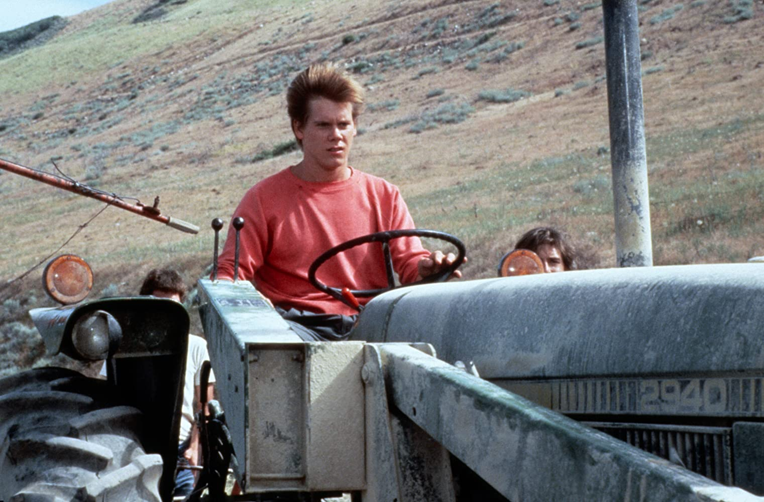 Kevin Bacon in Footloose 1984