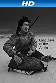 Last Days of the Arctic Poster