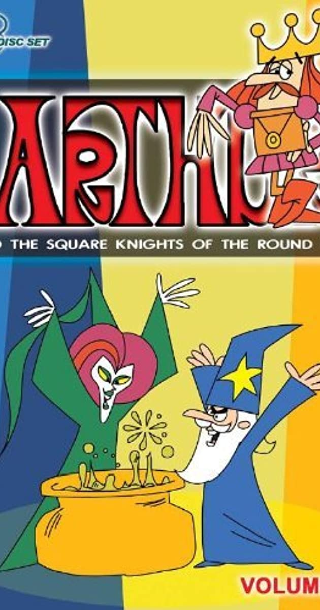 Arthur And The Square Knights Of The Round Table Tv Series 1966 Imdb