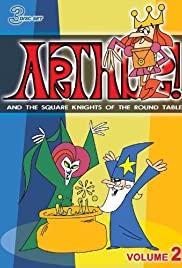 Arthur! And the Square Knights of the Round Table Poster