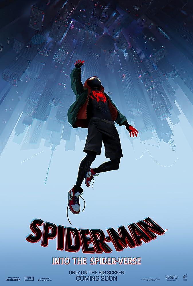 Shameik Moore in Spider-Man: Into the Spider-Verse (2018)