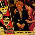 Margaret Irving and Harpo Marx in Animal Crackers (1930)