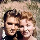 """""""Love Me Tender"""" Elvis Presley, Debra Paget 1956 Fox/ **I.V."""