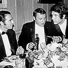 """Academy Awards: 40th Annual,"" Army Archerd, Rod Steigner, and Warren Beatty.  1968."