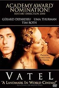 Uma Thurman, Gérard Depardieu, and Tim Roth in Vatel (2000)