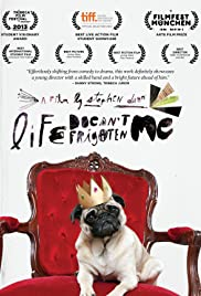 Life Doesn't Frighten Me Poster