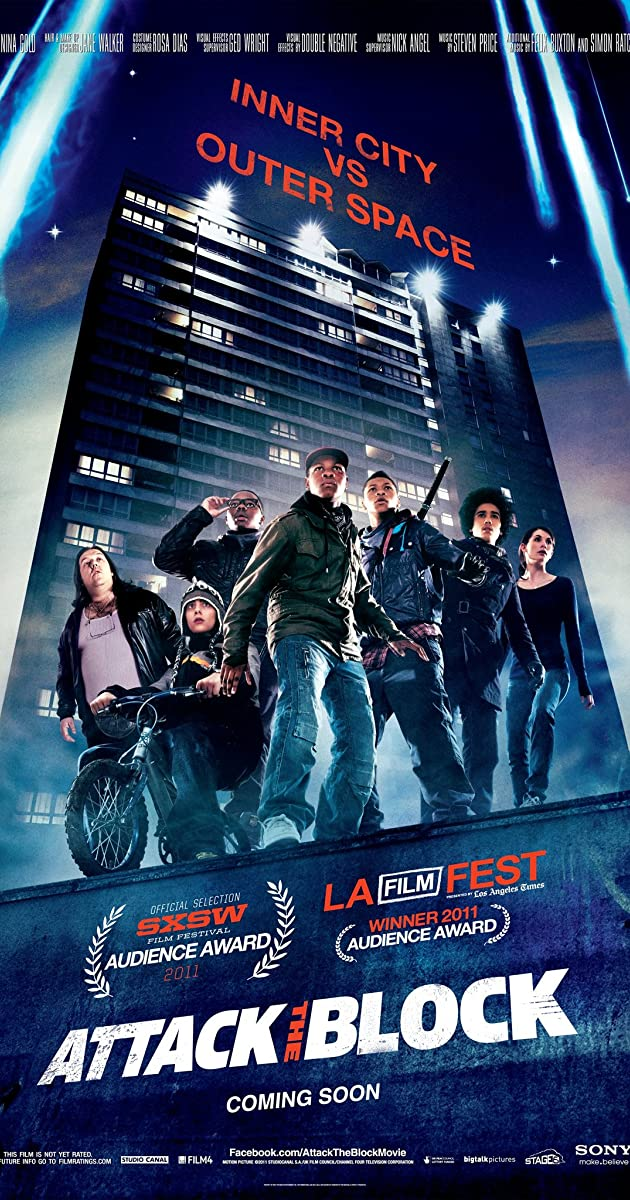 Play or Watch Movies for free Attack the Block (2011)