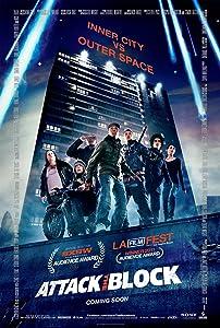 English movies videos download Attack the Block [WQHD]