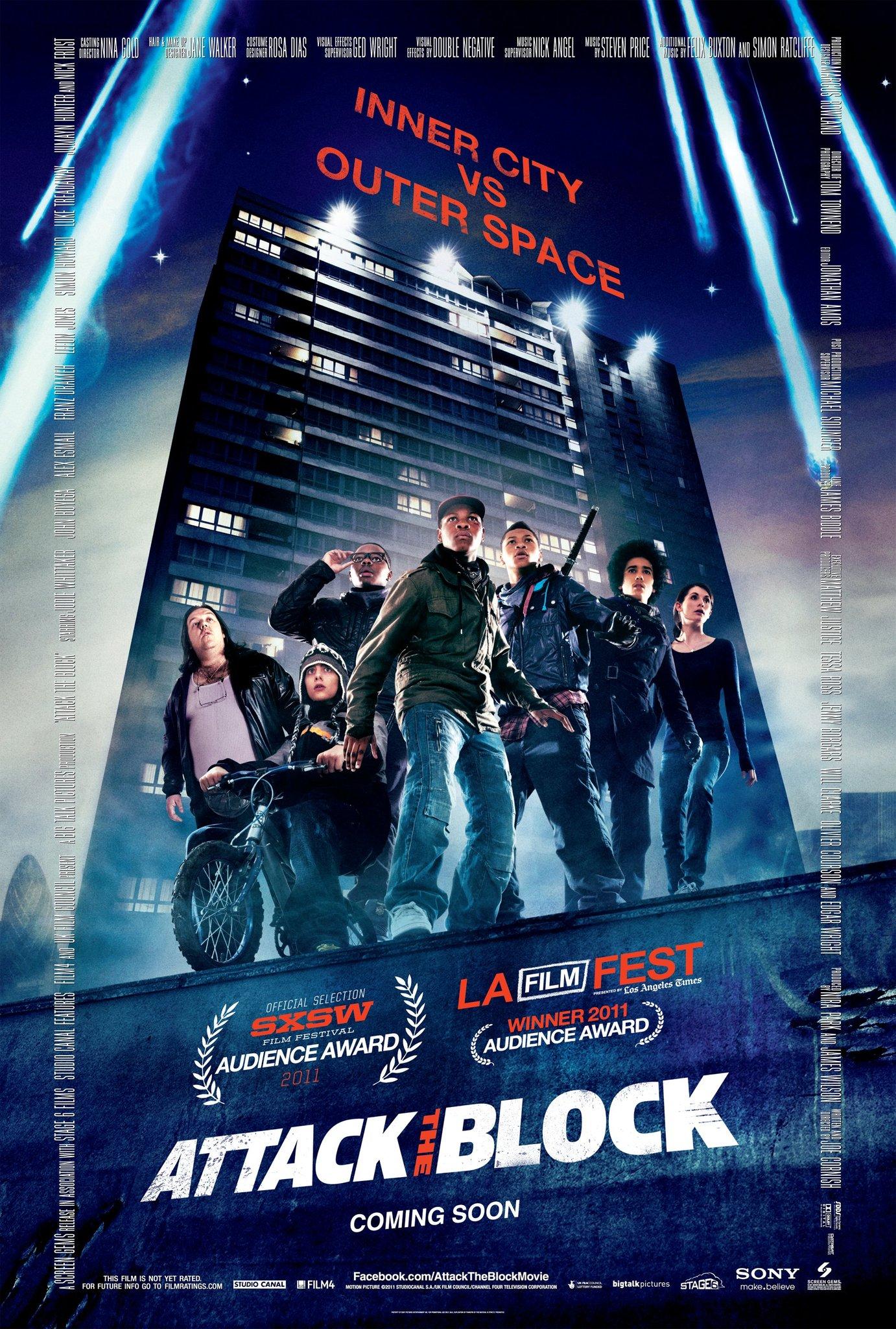 Attack the Block (2011) BluRay 480p, 720p & 1080p