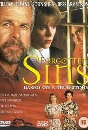 Forgotten Sins(1996) Poster - Movie Forum, Cast, Reviews