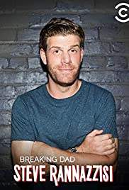 Steve Rannazzisi: Breaking Dad Poster