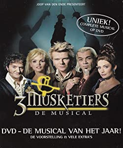 Psp movie trailer download 3 musketiers - De musical by [QHD]