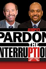 Pardon the Interruption Poster