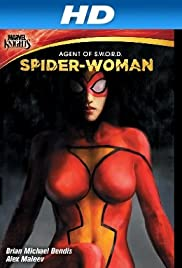 Spider-Woman, Agent of S.W.O.R.D. Poster