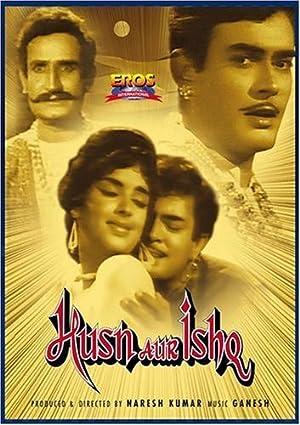 Sanjeev Kumar Husn Aur Ishq alias Alif Laila Movie