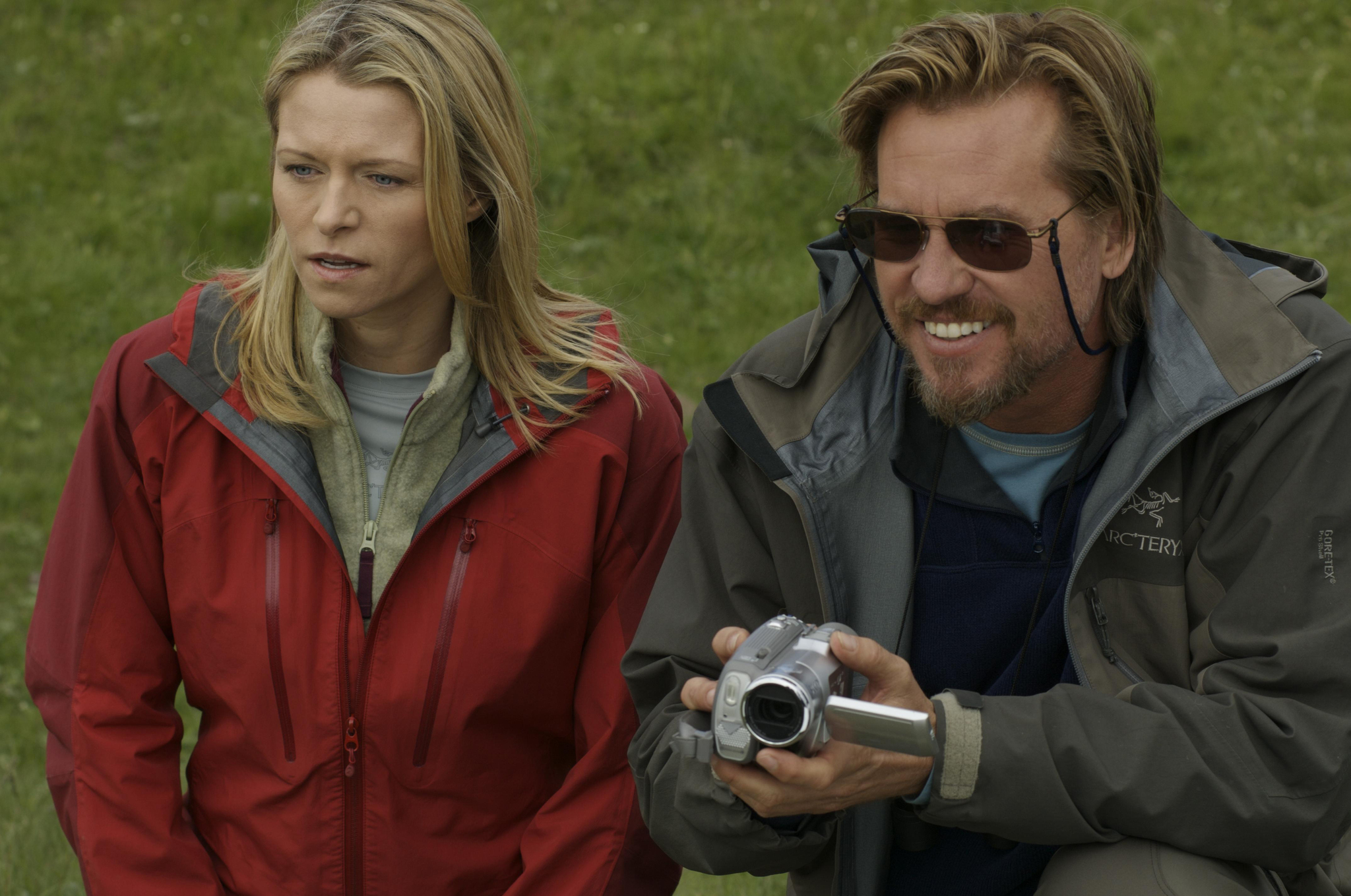 Val Kilmer and Anne Marie DeLuise in The Thaw (2009)