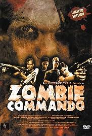 Zombie Commando Poster