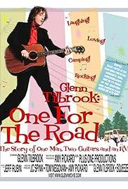 Glenn Tilbrook: One for the Road Poster