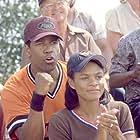 Denzel Washington and Kimberly Elise in John Q (2002)
