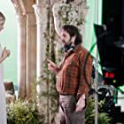 Cate Blanchett and Peter Jackson in The Hobbit: An Unexpected Journey (2012)