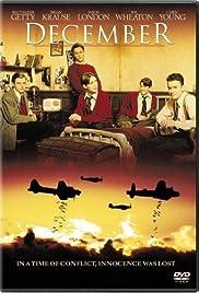 December(1991) Poster - Movie Forum, Cast, Reviews