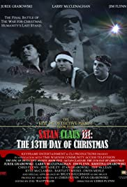 The Epic of Detective Mandy: Book Five - Satan Claus III: The 13th Day of Christmas Poster