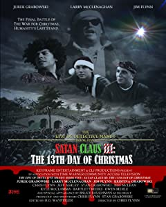1080p movie trailer downloads The Epic of Detective Mandy: Book Five - Satan Claus III: The 13th Day of Christmas [1280p]