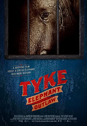 Where to stream Tyke Elephant Outlaw