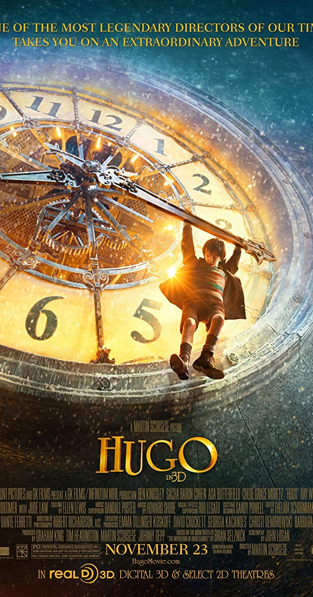 Hugo (2011) - Soundtracks - IMDb