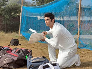 Sushant Singh Rajput in M.S. Dhoni: The Untold Story (2016)