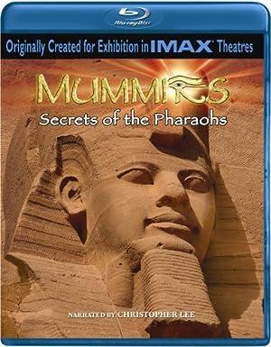 IMAX Mummies Secrets Of The Pharaohs
