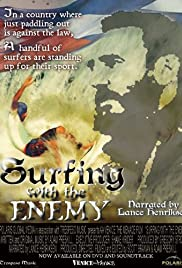Surfing with the Enemy Poster